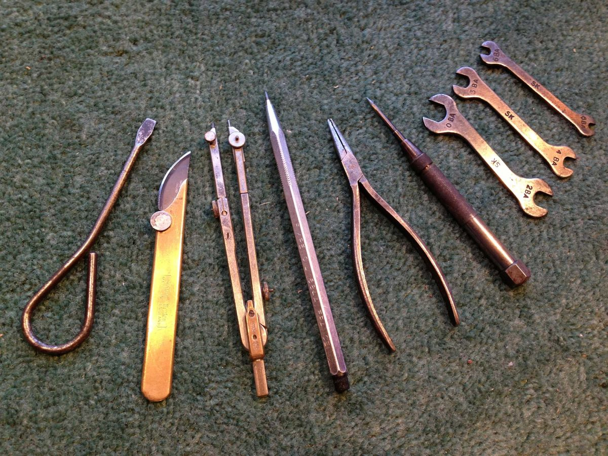 Tools with sentimental value